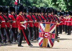 Trooping the Colour Army & Navy, Military Uniforms, British Army, British Isles, Queens Guard, Military Memorabilia, English Gentleman, British Armed Forces, United Kingdom