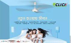 Click Fan Press Ad - Ads of Bangladesh