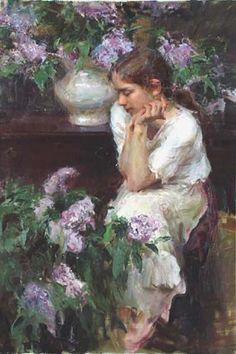 Daniel F. Gerhartz - Spring Fragrance