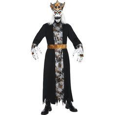 Size L 42-44-chest SMIFFYS  GRIM REAPER  costume Fancy Dress