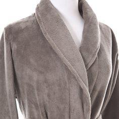 Sheepy Fleece Pebble Robe