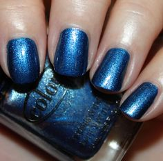 Color Club Cold Metal (Foiled Fall 2011) [D40]