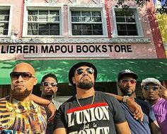 Took the Fam on a stroll through #LittleHaiti yesterday so they could witness for themselves the Rich Culture and the Live Spirit. Checking out ↪#LibreriMapou Book Store↩ on NE 2nd Ave @lhcc305 @ne2porg @garyGglaze @MECCAakaGRIMO @jcjeanjacques007 @negusmawon @pmarcelin @LunionFaitLaForceShirts #ReunionFaitLaForce #LittleHaitiIsNotForSale #Documentary #SaveLittleHaiti #WelcomeToLittleHaiti #SaveLittleHaiti #CleanLittleHaiti #TakeBackOurCommunity #JeanMapou #HaitiWasBornInMe