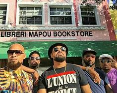Took the Fam on a stroll through #LittleHaiti yesterday so they could witness for themselves the Rich Culture and the Live Spirit. Checking out ↪#LibreriMapou Book Store↩ on NE 2nd Ave @lhcc305 @ne2porg @garyGglaze @MECCAakaGRIMO @jcjeanjacques007 @negusmawon @pmarcelin @LunionFaitLaForceShirts #ReunionFaitLaForce #LittleHaitiIsNotForSale #Documentary #SaveLittleHaiti #WelcomeToLittleHaiti #SaveLittleHaiti #CleanLittleHaiti #TakeBackOurCommunity #JeanMapou #HaitiWasBornInMe