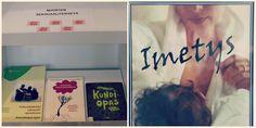 Porvoo Campus kirjastossa esillä imetykseen ja nuorten seksuaaliterveyteen liittyvää kirjallisuutta 17.10.2014 saakka. Tervetuloa tutustumaan ja lainaamaan!