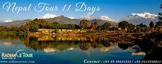 Nepal Tour - 11 Days http://radiancetour.com/tour-detail/54/nepal-tour---11-days