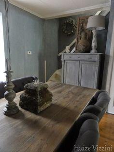 1000 images about stoer en landelijk on pinterest for Eetkamerstoelen landelijk interieur