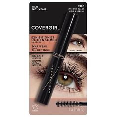 Covergirl Exhibitionist Uncensored Mascara - 0.3