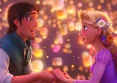 ディズニープリンセス『ラプンツェル』がテーマの結婚式♡のトップ画像