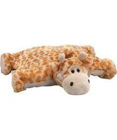 Snuggle Pets Pillow Chums.