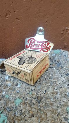 Nostalgic Pepsi Cola Bottle Opener in by DauphinTimeCapsule