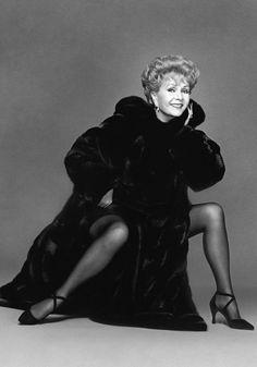 Legends Gallery | BLACKGLAMA   Debbie Reynolds