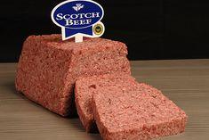 Scottish Lorne Sausage Recipe Scottish Meat Pie Recipe, Scottish Recipes, Irish Recipes, English Recipes, Lorne Sausage Recipes, Homemade Sausage Recipes, Mince Recipes, Loaf Recipes, Game Recipes