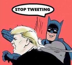 yea you fking trump