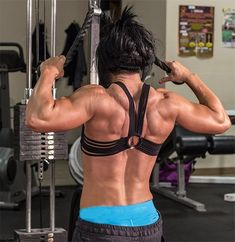 Delt Homicide: Dana Linn Bailey Shoulders Workout - Bodybuilding.com