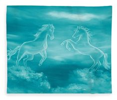 Celestial Horses Acrylic Print by Faye Anastasopoulou. All acrylic prints are professionally printed, packaged, and shipped within 3 - 4 business days and delivered ready-to-hang on your wall. Canvas Art, Canvas Prints, Art Prints, Thing 1, Horse Art, Artist At Work, Wood Print, Poster Prints, Art Posters