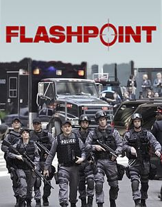"""Flashpoint. It's on Netflix. If you haven't watched it, you should start! One of the best """"police dramas"""" I've seen. Love it."""