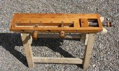 A friendly woodworker has provided Christopher Schwarz with plans for a portable workbench – hes passing them along.: