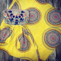 We adore this maxi in yellow too!! $48.95!