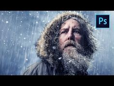 Photoshop CC Tutorial - Rain Effect - YouTube