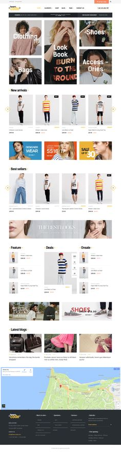 Fashion Wordpress Theme, Top Wordpress Themes, Creative Business, Ecommerce, Website, Live, Collection, E Commerce