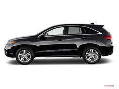 2015 Acura RDX: Side View