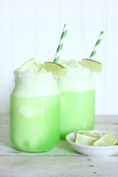 Lime Sherbet Ice Cream