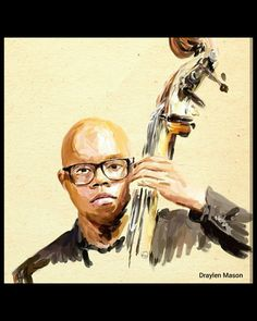 Artist: @hbcreativetoo / Remembering 17 year old Draylen Mason who was heavily involved in local music programs and had been accepted to UT's School of Music. He was murdered by the Austin, Tx terrorist bomber Mark Anthony Conditt.