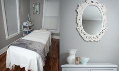 Spa Esthetic rooms | esthetics room 1 esthetics room 2