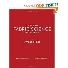 JJ Pizzutos Fabric Science Swatch Kit 9th Edition