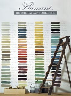 13 flamant ideen innenraumfarben