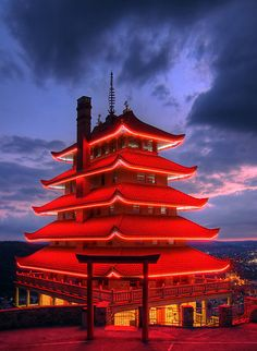 The Pagoda.. My favorite site when I go home to Reading. I miss looking up and seeing it whenever I want