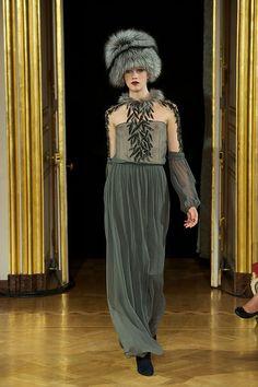 Yulia Yanina - Haute couture - Automne-hiver 2011-2012