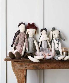 Soft toys from mamas&papas