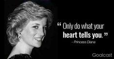 Top 20 most inspiring princess diana quotes Princess Diana Quotes, Princess Diana Death, Princess Of Wales, Princesa Diana, Lady Diana, Quotes Arabic, Real Life Princesses, Attitude, Diana Fashion