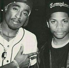 If eazy didnt pass away it might of been likely Pac might of signed to Ruthless Records and Death Row And  Suge might have been the competition??