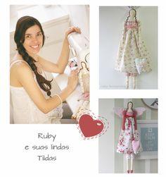 Boneca De Pano: Um sonho de Decoração com Ruby Fernandes