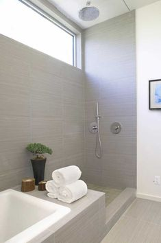 like the simple grey large tile