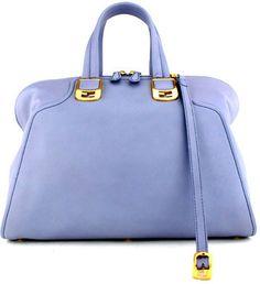 Fendi : Hortensia Chameleon Duffle Handbag