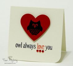 I think I will make this valentines day card this year :)