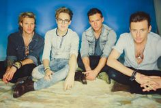 McFly talk McBusted and snogging sledgehammers in Love Is On The Radio - Sugarscape.com