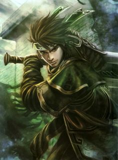 Dynasty Warrior- Guan Ping