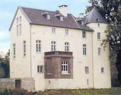 Referentie sfeerbeeld voor buitengevel kasteel Beverweerd