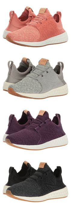 New Balance - Fresh Foam Cruz v1 Women's Running Shoes via Zappos