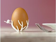 birdsnest-eggcup - 3D Print