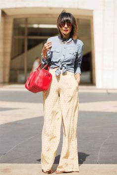 Street Style Of The Day: The Way She Moves #Refinery29