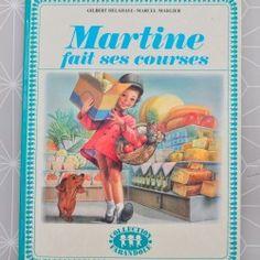 Martine fait ses courses   - Pauline et paulette la boutique vintage : www.paulineetpaulette.fr