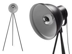 Ted Floor Lamp, Black