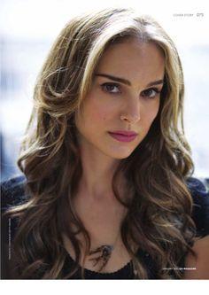 Those eyes. Natalie Portman. via GO Magazine #GirlCrush #Hollywood