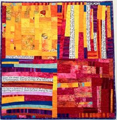 colorful collage example.